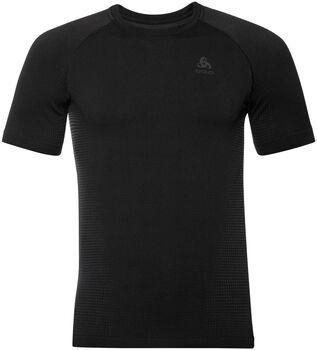 Odlo PERFORMANCE WARM ECO T-Shirt Herren schwarz