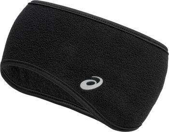 Asics Ear Cover Stirnband schwarz