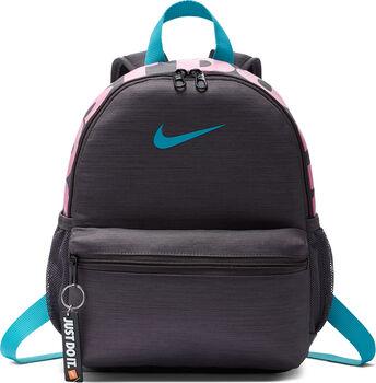 Nike Brasilia Mini Rucksack  grau
