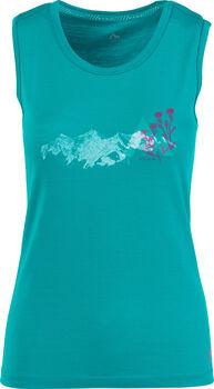 McKINLEY Tejon T-Shirt Damen blau