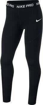 Nike Pro Tights Mädchen schwarz