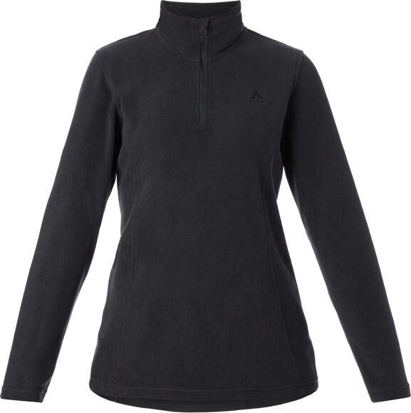 Amarillo Langarmshirt mit Halfzip