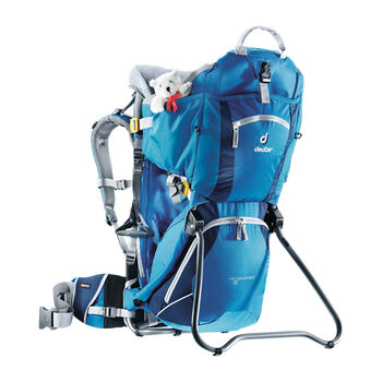 Deuter Kid Comfort II Rückentrage blau