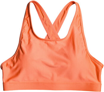 Roxy Lets Dance Bra 2 Sport BH Damen orange
