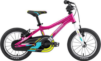 "GENESIS Evolution Girl 14 Lite Fahrrad 14"" pink"
