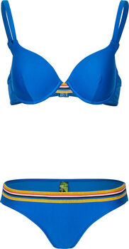 Southcoast Raluca Softcup Bikini  Damen blau