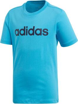 ADIDAS Linear T-Shirt Jungen blau