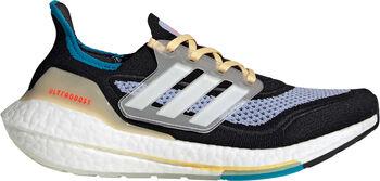 adidas Ultraboost 21 Laufschuhe Damen schwarz