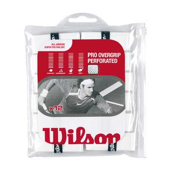 Wilson Pro Overgrip Packs Griffband weiß