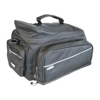KTM Gepäckträgertasche schwarz