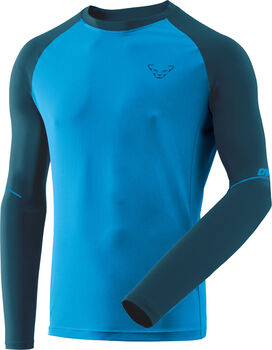 DYNAFIT Alpine Pro Langarmshirt Herren blau