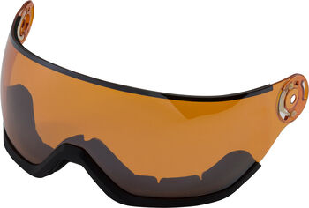 TECNOPRO Ersatzvisier zu Titan Photochromic (Revo) Skihelm schwarz