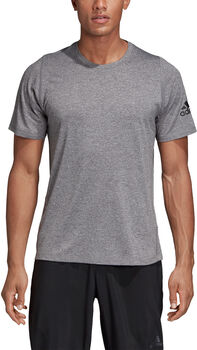 adidas FreeLift Sport Ultimate Heather T-Shirt Herren grau