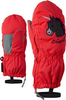 Ziener LE ZOO Skihandschuhe pink