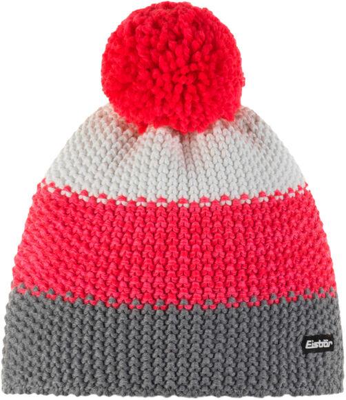Star Pompon Mütze