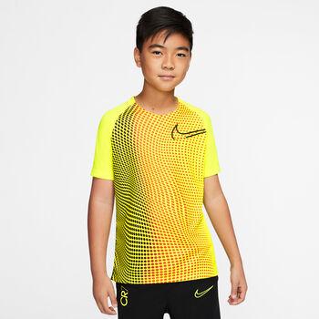 Nike Dri-FIT CR7 T-Shirt gelb