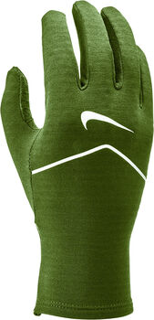 Nike Sphere Laufhandschuhe cremefarben
