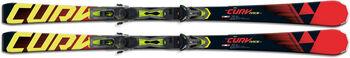 Fischer RC4 The Curv Race TI Ski ohne Bindung weiß