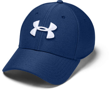 Under Armour Heathered Blitzing 3.0 Kappe Herren blau