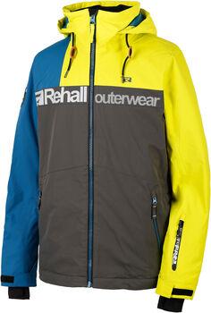 Rehall Creak-R Snowboardjacke gelb