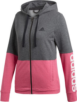 ADIDAS Trainingsanzug Cotton Marker Damen grau