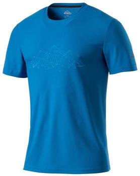 McKINLEY Active Klay Shirt Herren blau