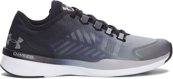 Under Armour Charged Push Damen grau