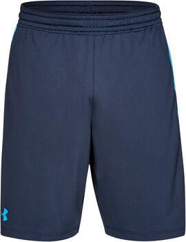 Under Armour MK1 INSET FADE Shorts Herren blau