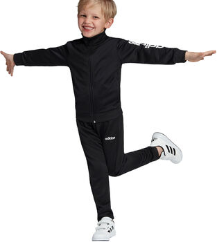 ADIDAS Trainingsanzug schwarz