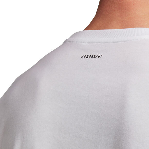 Hyperreal Vertical Logo T-Shirt