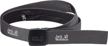 Jack Wolfskin Secret Gürtel grau