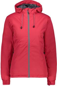 CMP Woman Jacket Fix Hood Damen rot