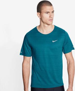 Nike Dri-FIT Miler T-Shirt Herren blau