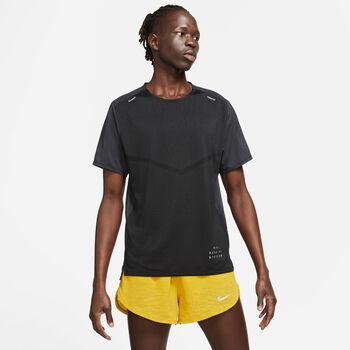 Nike RISE 365 T-Shirt Herren schwarz
