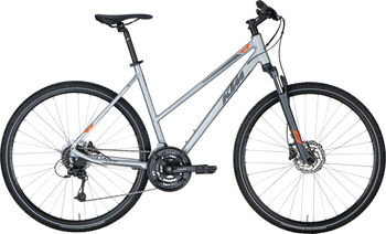 KTM Life Comp 24 Crossbike Damen weiß