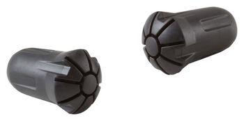 McKINLEY Rubber Tip Asphaltpad schwarz