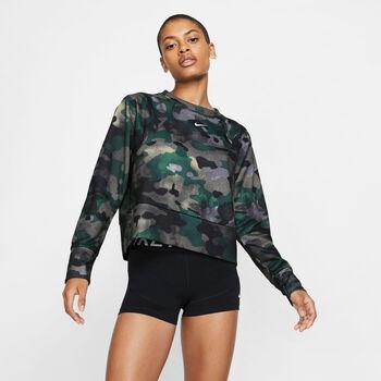 Nike Dri-FIT Fleece Langarmshirt Damen