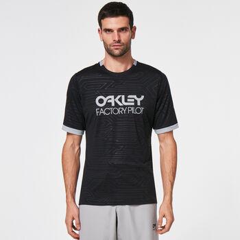 Oakley Pipeline Trail T-Shirt  Herren schwarz