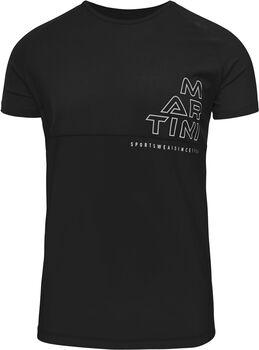 MARTINI Activist T-Shirt Herren schwarz