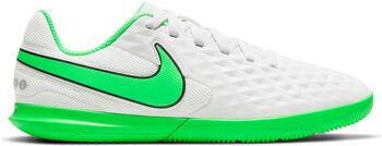 Nike Tiempo Legend 8 Club Hallenfußballschuhe weiß