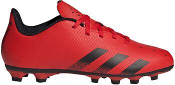 adidas Predator Freak 4 Fx Nockenfußballschuhe Jungen rot