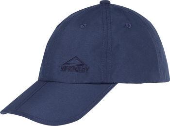 McKINLEY  Morrin Erw. Kappe,faltbar, 100%PES, Coolmax- blau