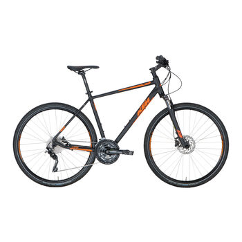 KTM Life Limit 30 Crossbike Damen schwarz
