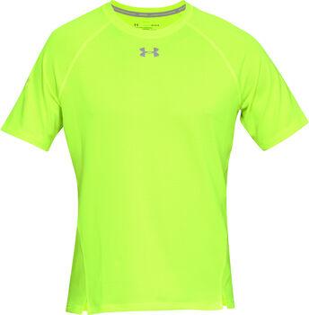 Under Armour QUALIFIER T-Shirt Herren gelb
