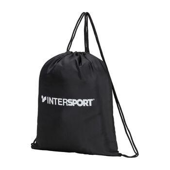 INTERSPORT Sportbeutel schwarz