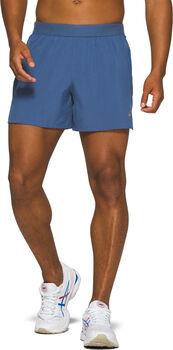 Asics Road 5in Shorts Herren blau