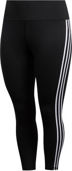 ADIDAS Believe This 3S 7/8 Tights Damen schwarz