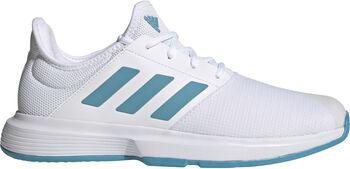 adidas GameCourt Tennisschuhe Herren weiß