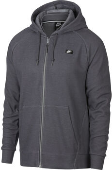 Nike Sportswear Optic Kapuzenjacke Herren grau
