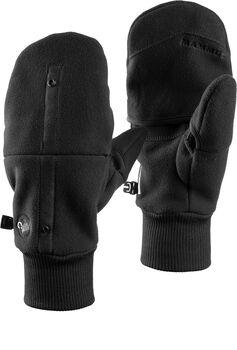 MAMMUT Shelter Handschuhe schwarz